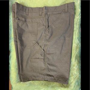 Faded Glory Olive Carpenter Shorts Sz 42